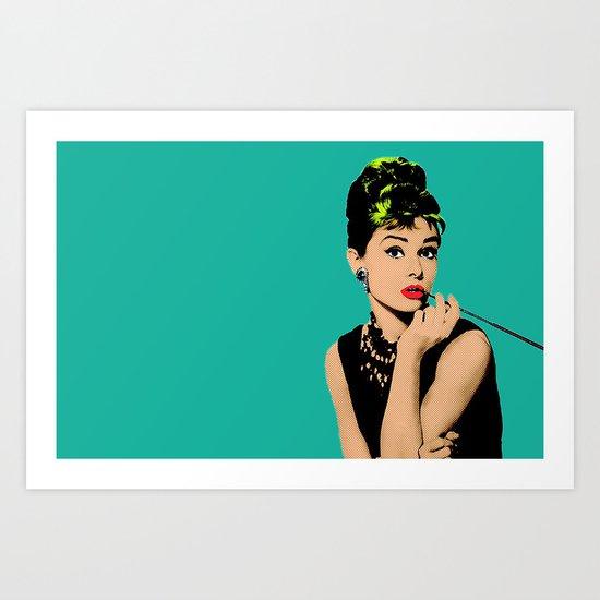 Audrey by sheenahardwickkelly