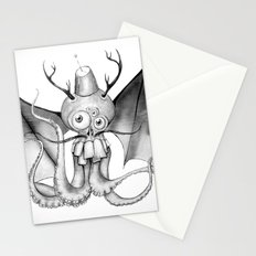 MonoChro-Monster Stationery Cards