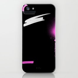 Lost in an Exceptional Oblivion iPhone Case
