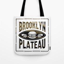 Brooklyn X Plateau - NYC x MTL Tote Bag