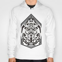 "sacred geometry Hoodies featuring N3O ""Sacred Geometry 1""  by GraffitiWorld"