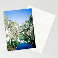 Glacier Lake Stationery Cards