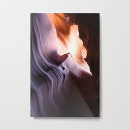 antelope canyon i Metal Print