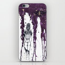 How Do You Remember Me? iPhone Skin