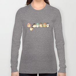 Baebsae Birds Long Sleeve T-shirt