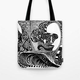 Head Trip Tote Bag
