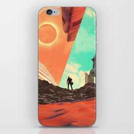 Leaving the Void iPhone Skin
