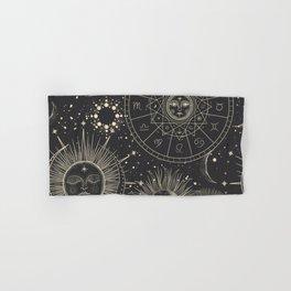 Magic patterns Hand & Bath Towel
