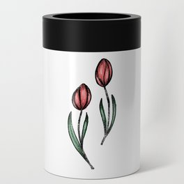 Tulips Can Cooler