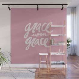 Grace upon Grace x Rose Wall Mural