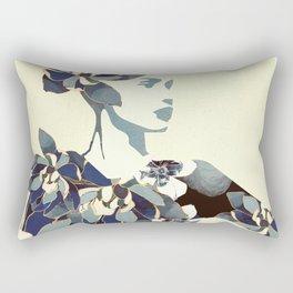 Inner Beauty II Rectangular Pillow