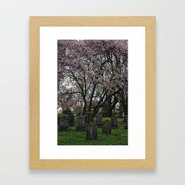 ROSEN Framed Art Print