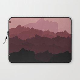 Love Mountain Range Laptop Sleeve