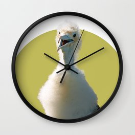 Ahoy young pirate Wall Clock