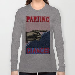 Parting Glances Long Sleeve T-shirt