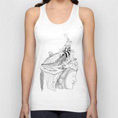 Came So Far From Home Series03 Unisex Tank Top