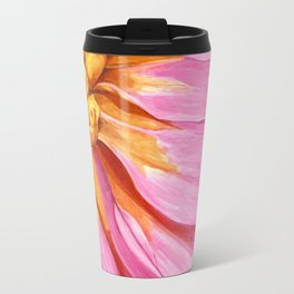 Watercolor Cosmos Travel Mug