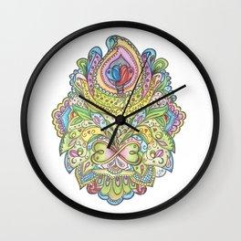 Merging Wall Clock