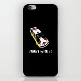 Rohrl iPhone Skin