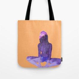 Morning Pose Tote Bag