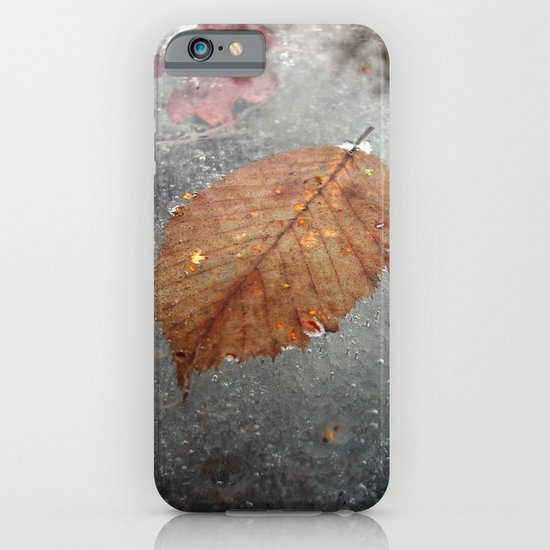 cold winter III iPhone & iPod Case