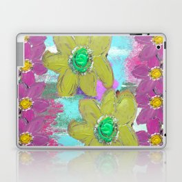 FLORAL MASHUP Laptop & iPad Skin