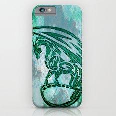 Green dragon  iPhone 6s Slim Case
