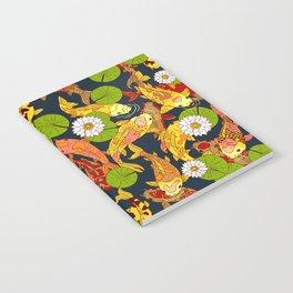 Bright Koi Notebook