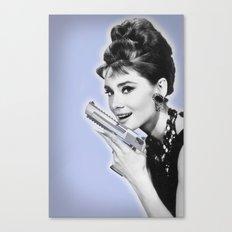 Elegant AF Canvas Print