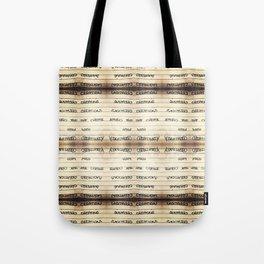 Creations Creating Tote Bag