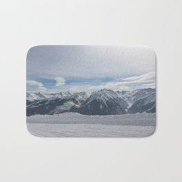 Wunderfull Snow Mountain(s) 3 Bath Mat