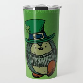 Happy st. Patrick's Day! Travel Mug