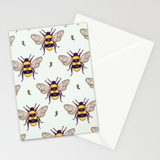 honey guards Stationery Cards