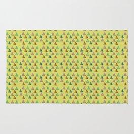 Mini Triangles Pattern Rug