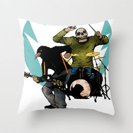 KERRANG! Throw Pillow