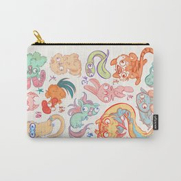 Chinese Animals of the Year Carry-All Pouch