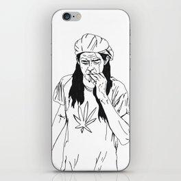 slater-san iPhone Skin