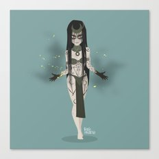Enchantress Canvas Print