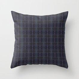 Backsplash Square Glass Spirals Throw Pillow