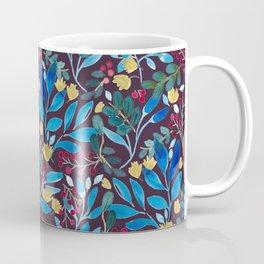Fall Flavors Violet Coffee Mug