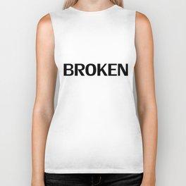broken Biker Tank