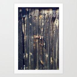@VisitingSteven instagram Art Print