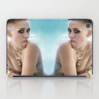 miley iPad Cases featuring Miley Stone  by BreakoutStore