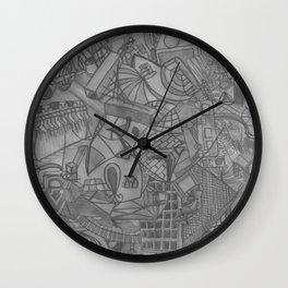 Legio Wall Clock