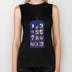 The Number Who Biker Tank