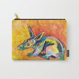Earth Pig (Aardvark) Carry-All Pouch