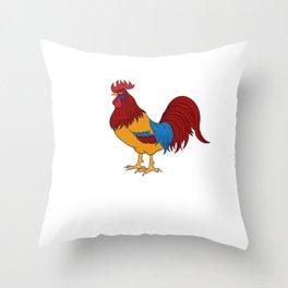 I Really Like Cocks Ok? Funny Adult Humor Shirt For Adults T-shirt Design Naughty Fuck Sex Vagina Throw Pillow