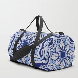 Classic Spanish Duffle Bag