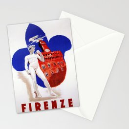 Visit Florence Stationery Cards