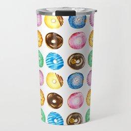 Donuts Festival Travel Mug